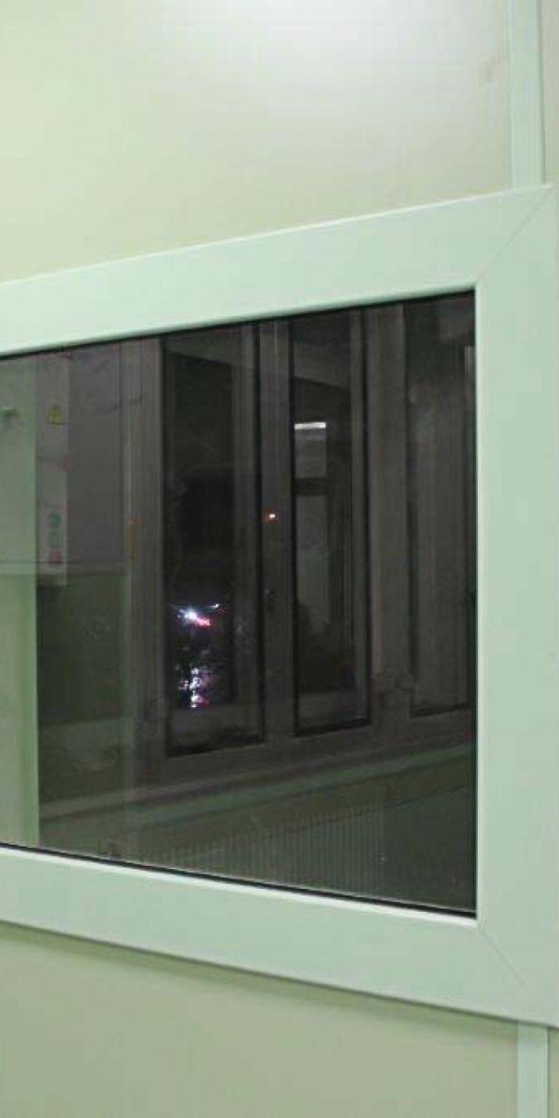 Производство и применение рентгенозащитных окон и стёкол