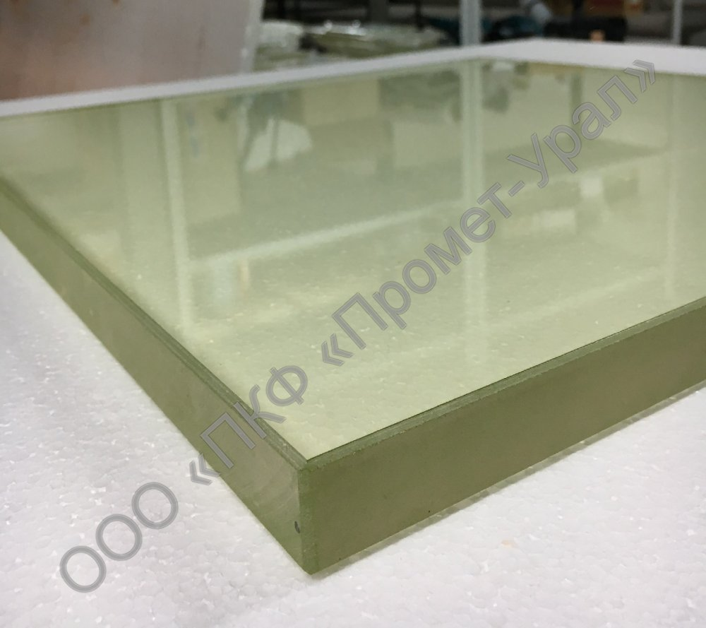 рентгенозащитное стекло СРЗ-3 ГОСТ 31114.2-2012