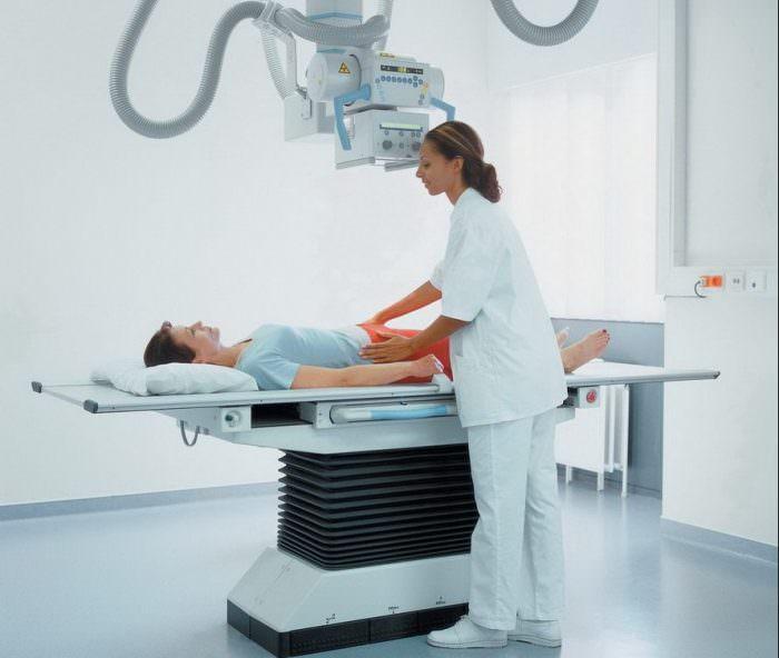 Применение рентгена в медицине